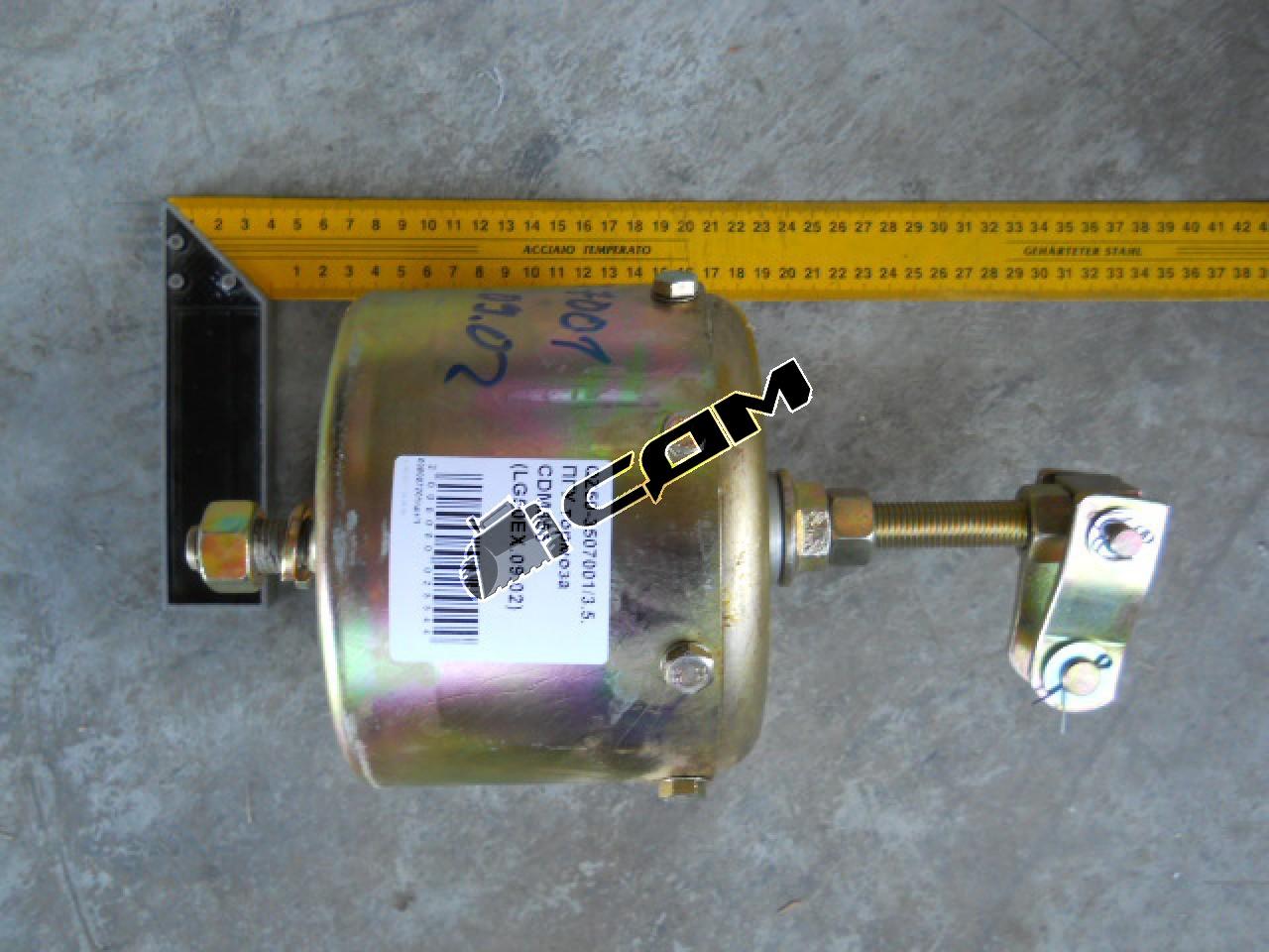 ПГУ тормоза CDM855/855F/856D  (LG50EX.09.02) QZ50-3507001